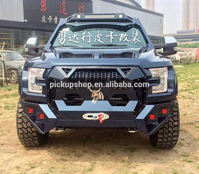 4x4 Truck Bumpers