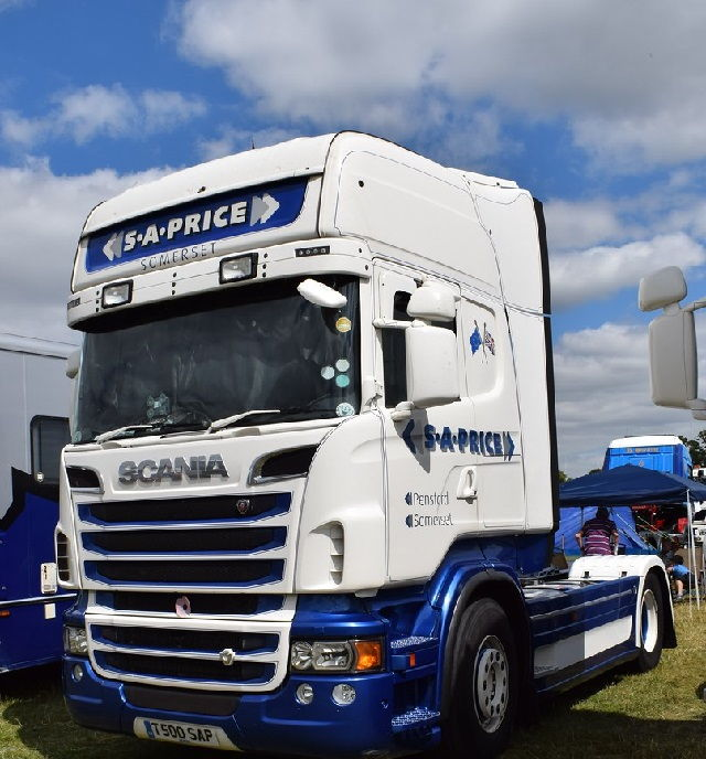 Scania Truck Prices