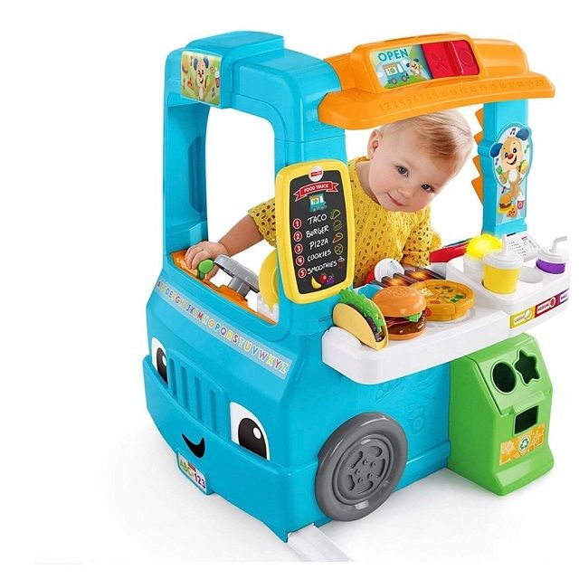 Fisher Price Laugh and Learn Food Truck