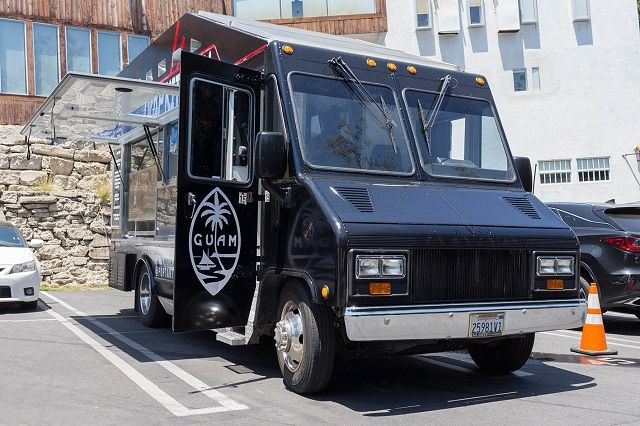 Food Truck for Sale Los Angeles Ca