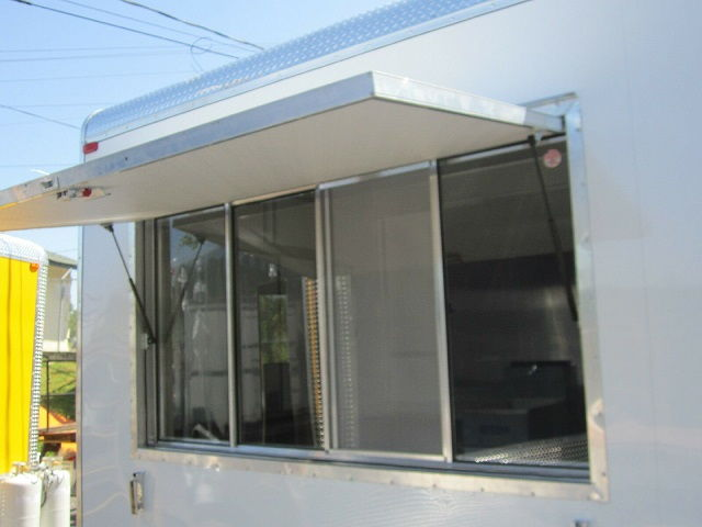 Serving Window for Food Truck