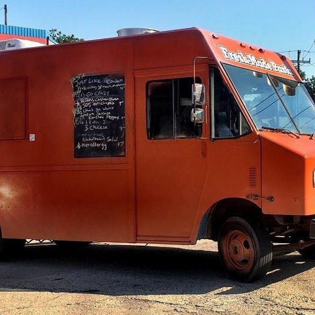 Food Truck For Sale In Oklahoma City