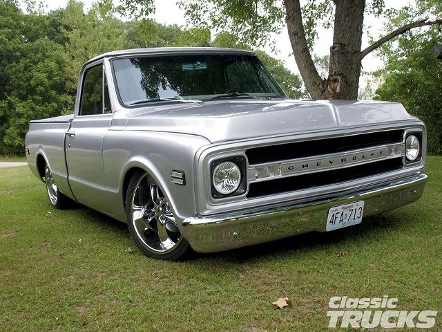 Chevy Trucks for Sale C10