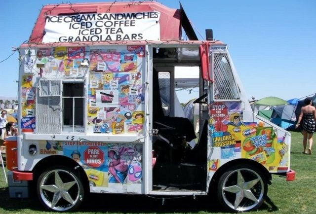 Cookie Food Truck for Sale