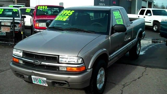 Trucks for Sale Chevy S10
