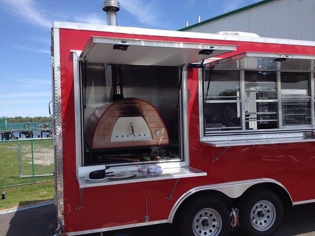 Pizza Oven For Food Truck