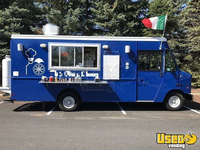 Pre Owned Food Trucks For Sale