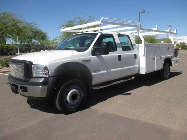 Used Utility Work Trucks for Sale