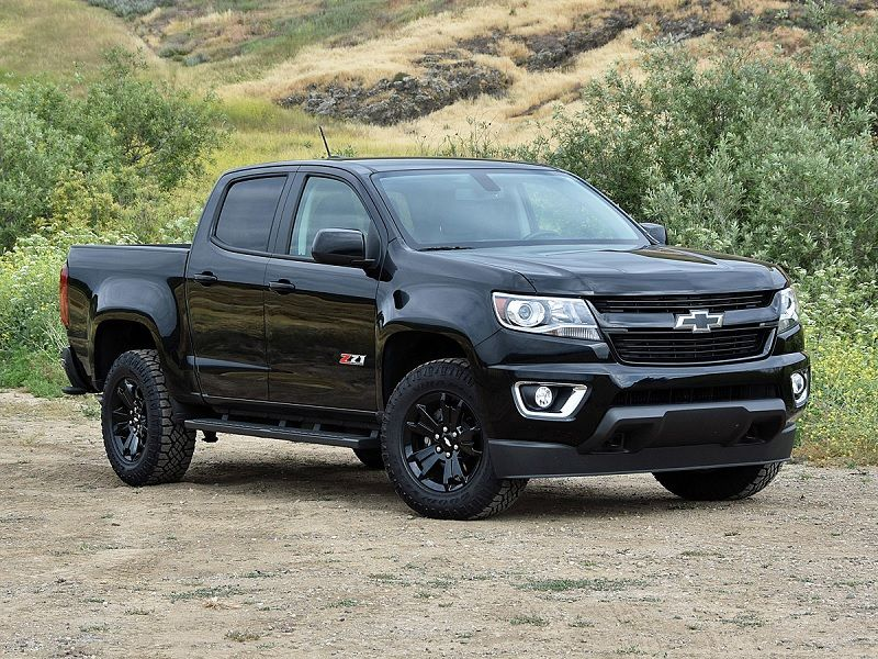 Chevy Colorado Trucks For Sale Used