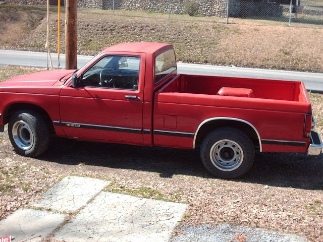 Old Chevy s10 Trucks For Sale