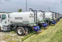 Used Water Tank Trucks