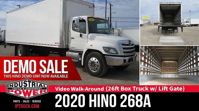 Toyota Box Truck For Sale