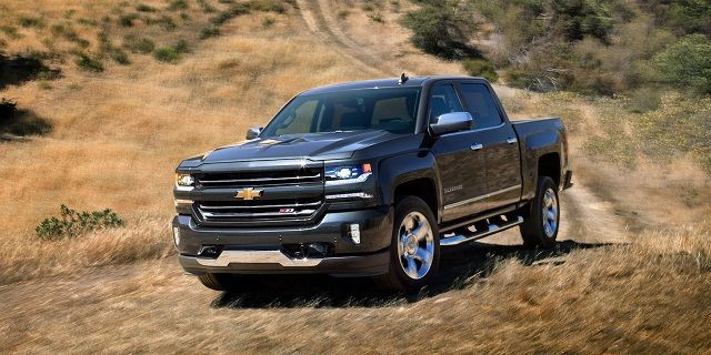 Chevy Trucks For Sale in Texas
