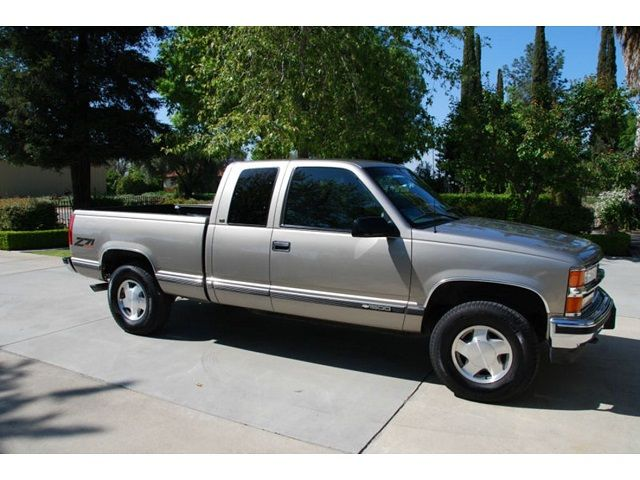 Used Chevy Silverado Trucks For Sale By Owner