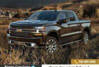 New 2019 Chevy Silverado Trucks For Sale