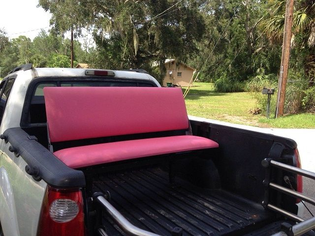 Seats For Your Pickup Trucks