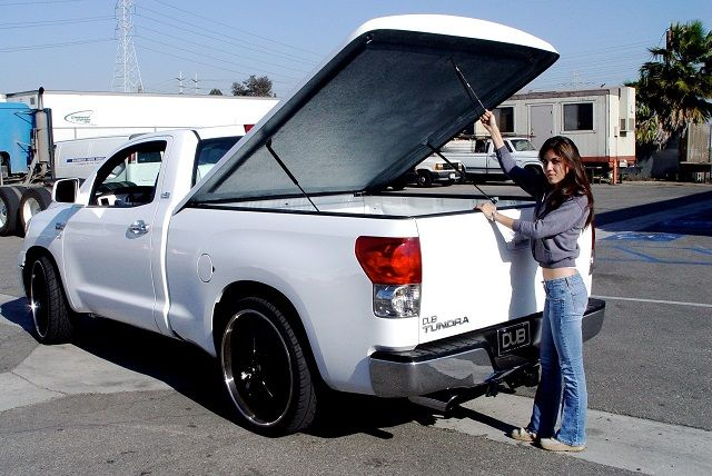 Pickup Trucks Covers Bed
