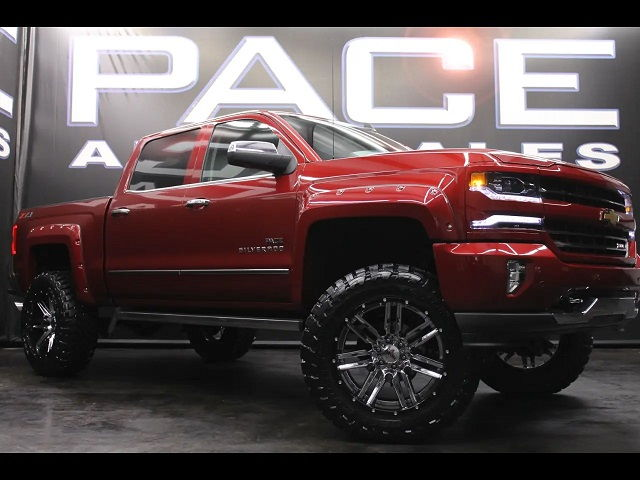 Used Chevy Silverado Lifted Trucks For Sale