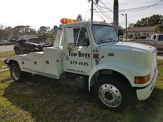 Tow Trucks For Sale in Florida