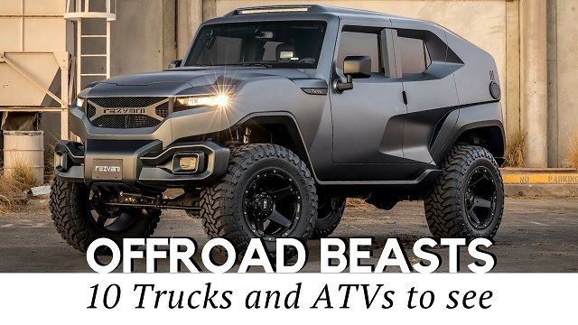 The Best Off Road Truck