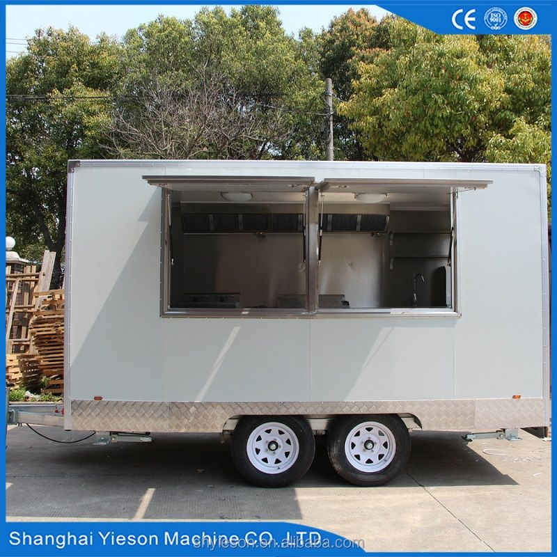 New Food Trucks For Sale Price
